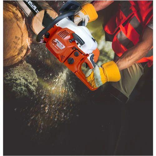 IBELL Gasoline Chain Saw 56CC Professional Quality, Magnesium Alloy Crank Case, Walbro Carburetor, O