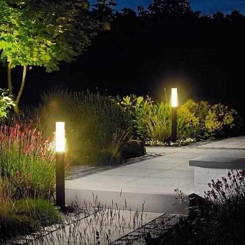 Attrayant Garden Bollard Light
