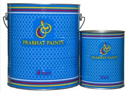 Prabhat Paints High Sheen Solvent Based Chlorinated Rubber Paint, Liquid, Packaging Size: 500 Ml To 20 Liter