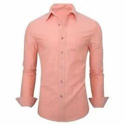 Men Cotton Casual Shirt, Size: M-4XL
