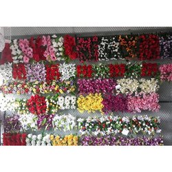 Party, Function Or Wedding Decorative Artificial Flowers, Packaging Type: Loose