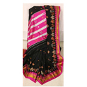 Fancy Embroidered Saree, Length: 6 M