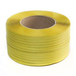 Yellow Box Strapping Roll