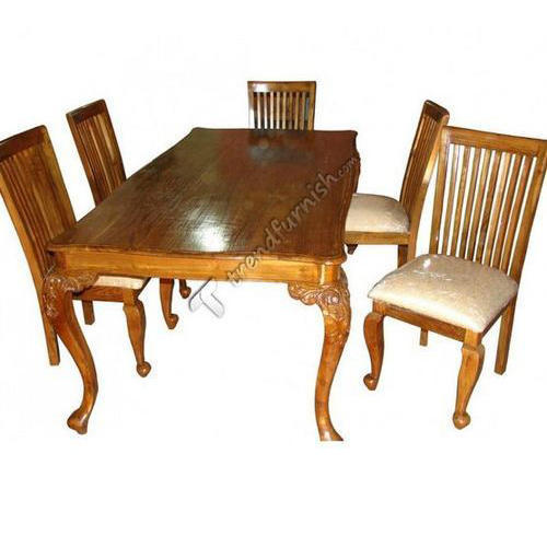Seater Dining Table Set Dining Table Set TrendfurnishCom Pune - 5 seater dining table