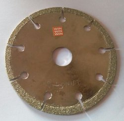 Electroplated Diamond Segmented Wheel