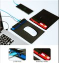 Mouse Pad With 3 USB Ports And Stationary Holder - Coimbatore