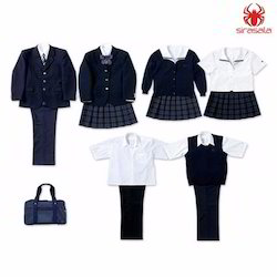 School Uniform for Girls and Boys-Sirasala