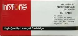 BROTHER TN 2280 (TN 2280) Compatible Black Toner Cartridge for Brother Printers