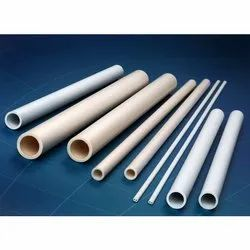 Single Bore Ceramic Tubes & Pipes, Unit Length: Upto 1 Feet, Size: 1 Inch-2 Inch