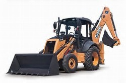 Case 770 Magnum Backhoe Loader