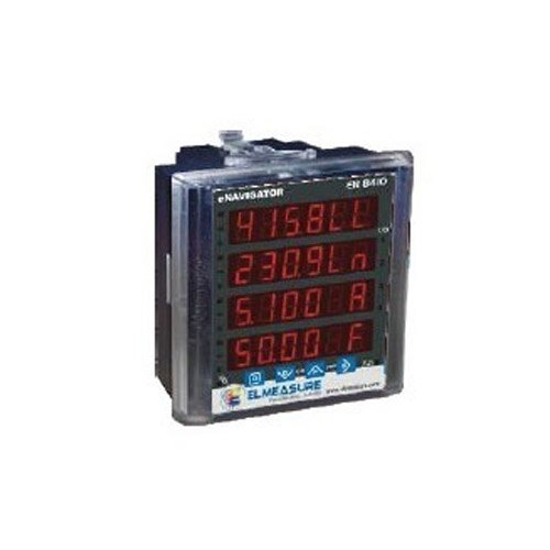 Elmeasure Digital Panel Meter - Elmeasure Multifunction