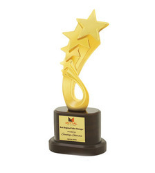 Star Metal Trophy