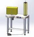 Semiautomatic Film Winding MAchine