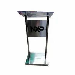Angled Podium Stand