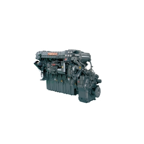 Yanmar YXH-240 632 Kg L-Rating CHE Marine Commercial Machine
