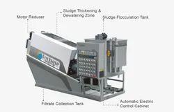 Multi press screw press