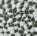 Multicolour Agl Pebblon Black Vitrified Tiles