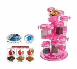 J-236  Spice Rack ( 12 Pcs )