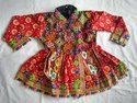 Navratri Special Kids Kediya - Ras Garba Costume - 28 Size - 7 To 10 Year