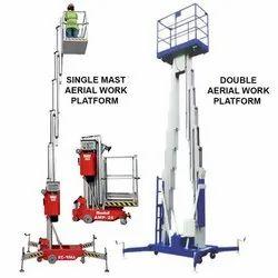 Rotating Mast Aerial Platform