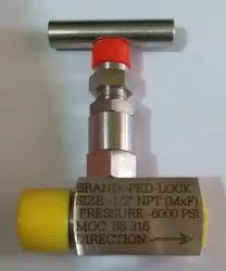 Male Female Needle Valves