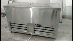 Kulfi Making Machine - 6 Tray Fixed Mould