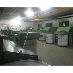 Cotton Rieter Carding Machine