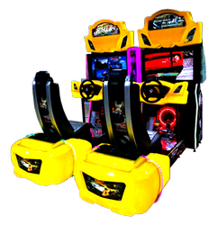 Arcade Games Outrunner Car 32 Twin - New