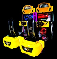 Arcade Games Outrunner Car 32