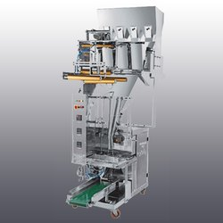 Tripack Four Head Linear Weigh-Er Fully Automatic Machine Chute Model