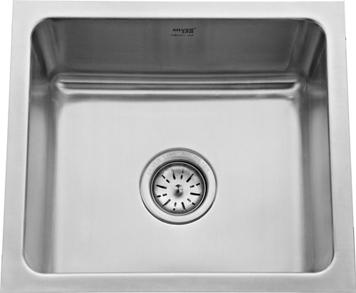 Low Radius Single Bowl Kitchen Sink