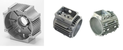 Aluminium Electric Motor Body