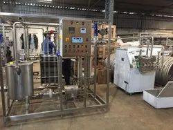 Milk Processing Plant Erection Service