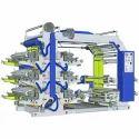 Multi Colour Flexographic Printing Machine