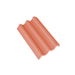 Triple Channel Roofing Tiles