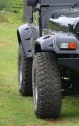 Jeep Fenders