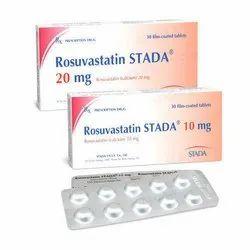 Rosuvastatin STADA Tablets
