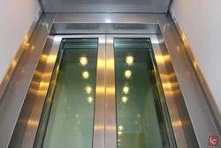 Glass Door Lift
