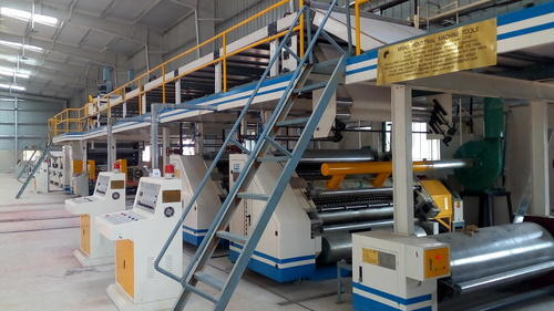 Automatic Corrugation Machine - 3 &