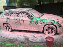 Bike and Car Wash