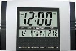 Day Cmos Digital Clock Hidden Camera, Packaging Type: Box