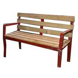 KP Traders Wooden Bench