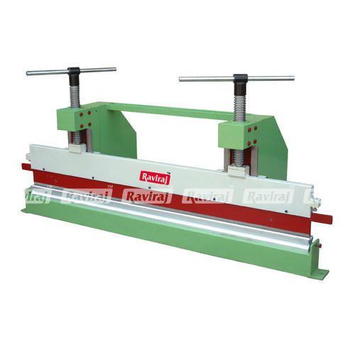 Hand Operated Press Brake At Rs 52000 Piece Press Brake