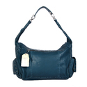 Hawai Green Genuine Leather Shoulder Bag For Women