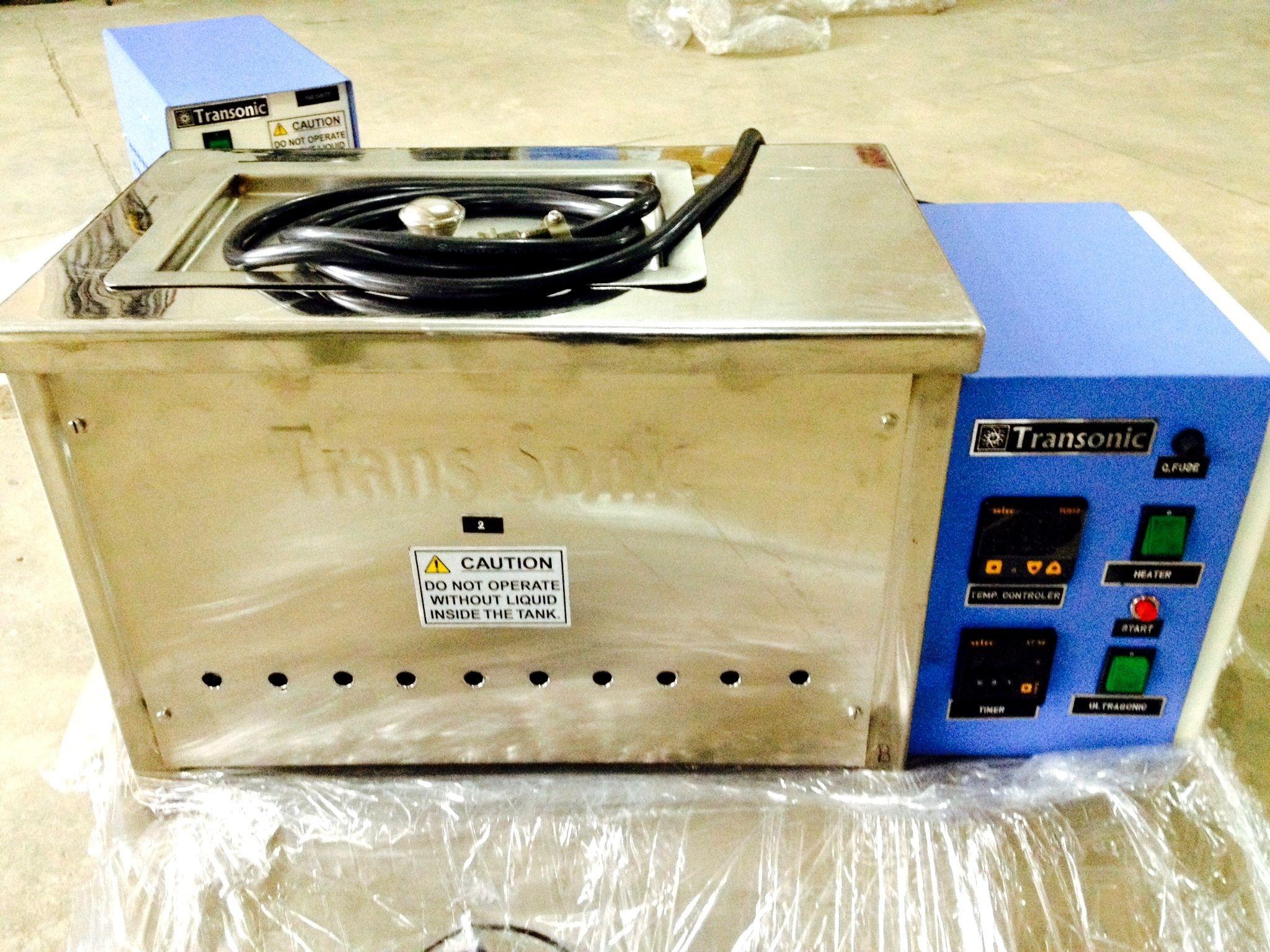 Rk Transonic 5 Liters Ultrasonic Cleaning Machine Rs 38000 Piece Id 14435083230