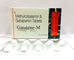 Gabapentin 300 mg Methylcobalamin 500 mcg Tablets