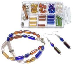 Diy bead kit diy manka kit manufacturers suppliers bracelet earring making kids diy kit art and crafts jewelry making kit solutioingenieria Gallery