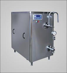 HARVEST Medium Continuous Ice Cream Freezer, Power Consumption: 3 Hp