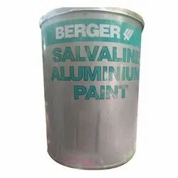 Berger Salvaline Aluminium Paint for Industrial & Domestic use, Packaging Type: Tin