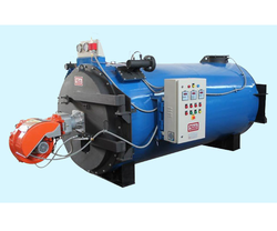 Oil and Gas Horizontal Thermic Fluid Heater